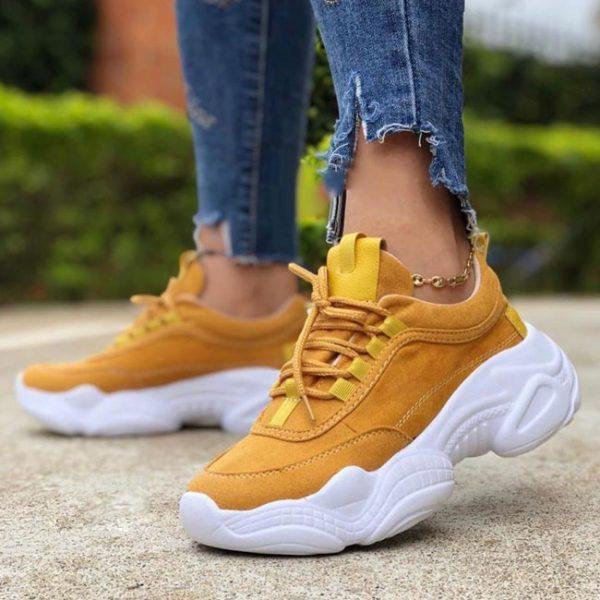 zapato deportivo moda colombiana