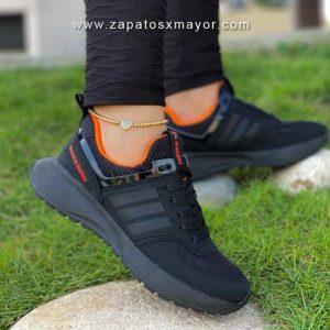 Tenis Deportivos Para Mujer zapatillas negras