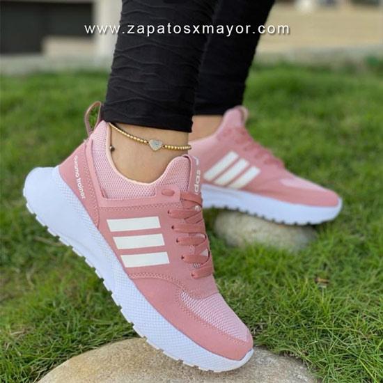 Tenis deportivos para Mujer rosados 2022