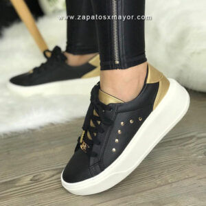 Zapatos casuales para mujer 2021 negros