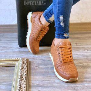 Zapato Casual para Mujer Color Miell