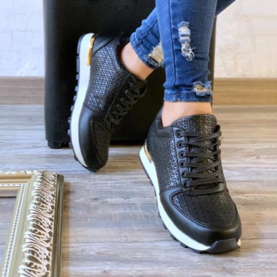 Zapato Casual para Dama Color Negro