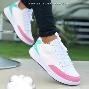 tenis clásicos mujer zapato casual moda 2021