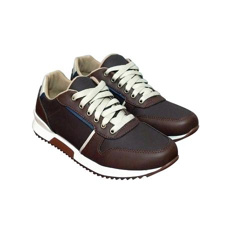 Zapatos Casuales Café para hombre
