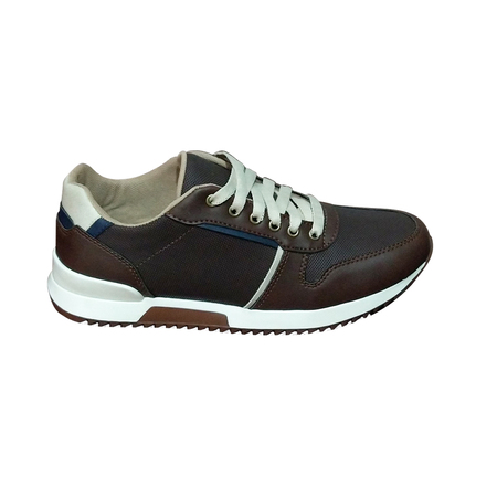 Zapato Casual Café para hombre