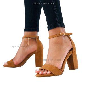 Zapatos Tacones Bajos para Mujer