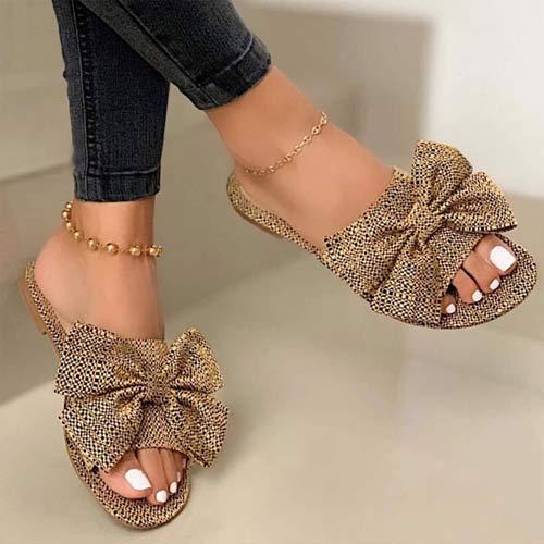sandalia plana moda mujer 2022