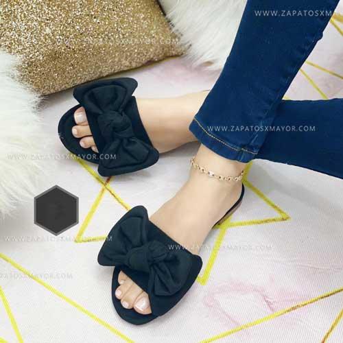 sandalias planas modelo nuevo colombia