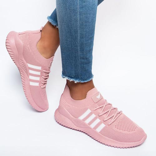 tenis rosados mujer 2022 colombia