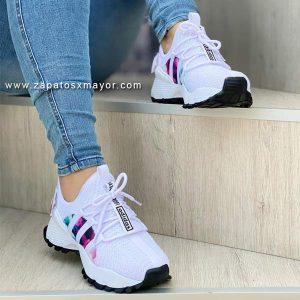 tenis blancos mujer 2021 zapatillas moda